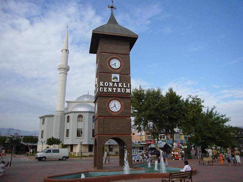 недвижимость Конаклы Алания Турция