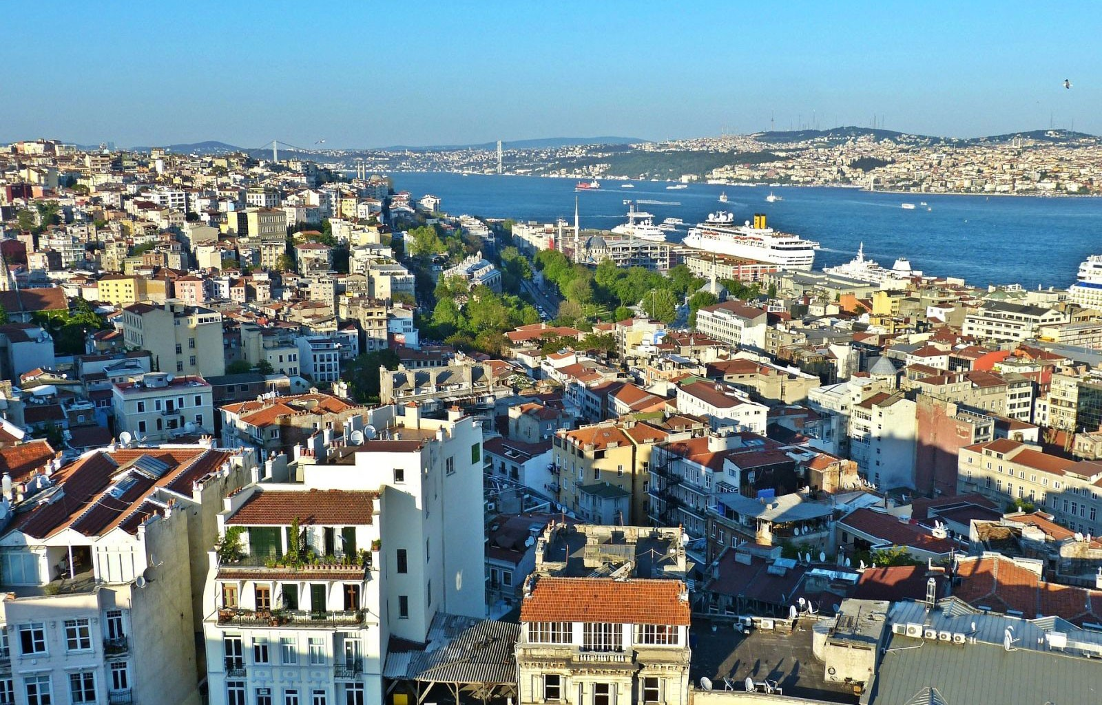 вторичное жилье в Турции