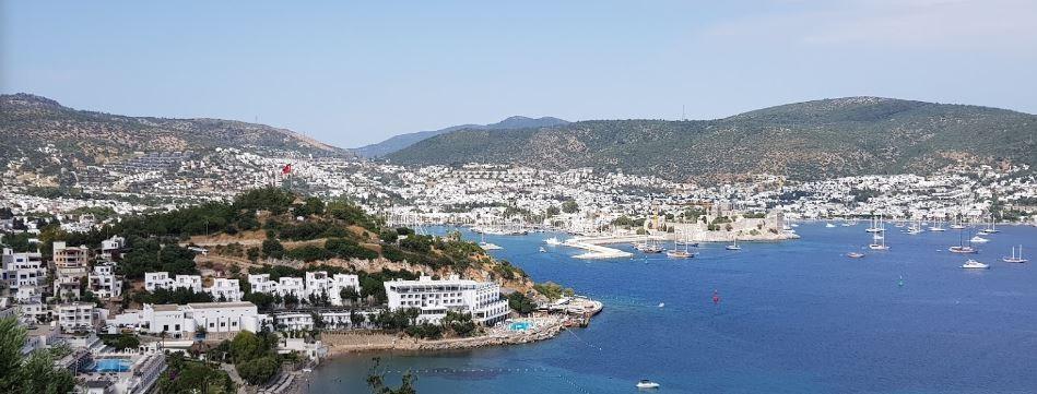 недвижимость в Турции Бодрум