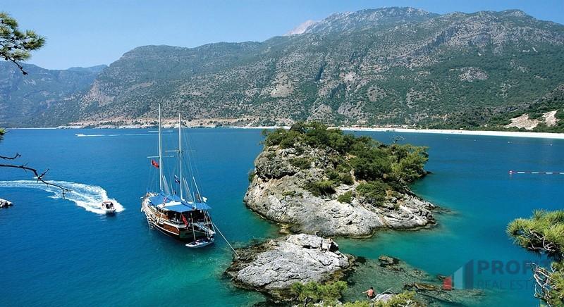 недвижимость Кемера, Турция