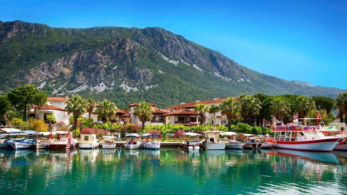 рынок недвижимости Турции
